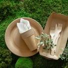 Sztućce jednorazowe ekologiczne – wygoda w zgodzie z naturą